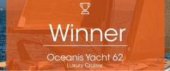 European Yacht of the Year - Oceanis Yacht 62 - Ancasta