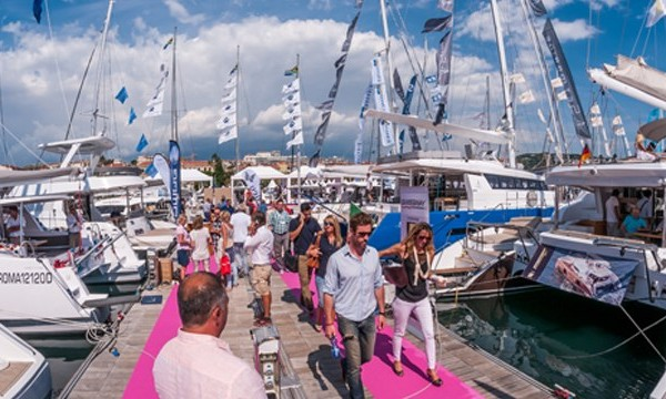 Cannes Yachting Festival 2017 - Ancasta
