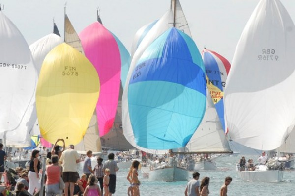 Cowes Week - Events - Ancasta