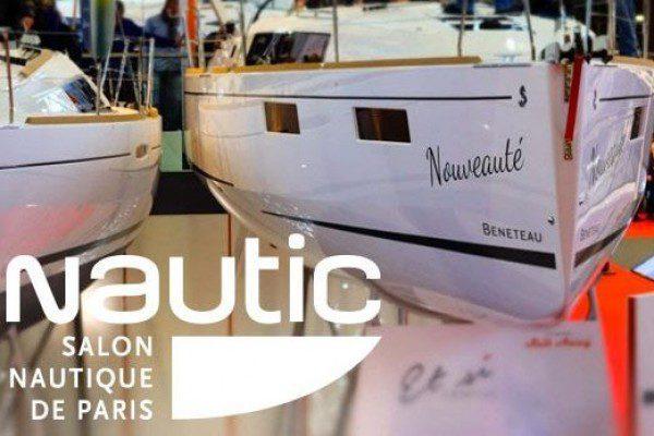 Ancasta at Paris Boat Show 2017