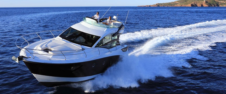 Beneteau Sea Trials - Ancasta