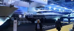 London Boat Show 2018 - Ancasta