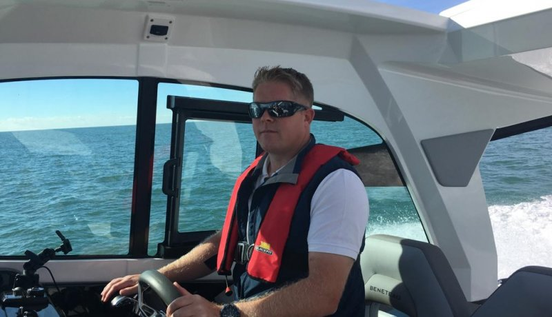 Beneteau Power Brand Manager