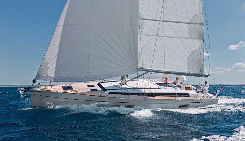 Beneteau Sail  55.1