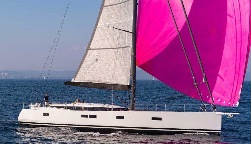 CNB Yachts  CNB 66