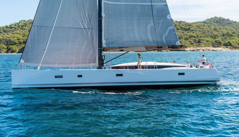 CNB Yachts  CNB 76