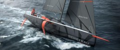 Development of Foiling Sailboats - Figaro 3 - Ancasta