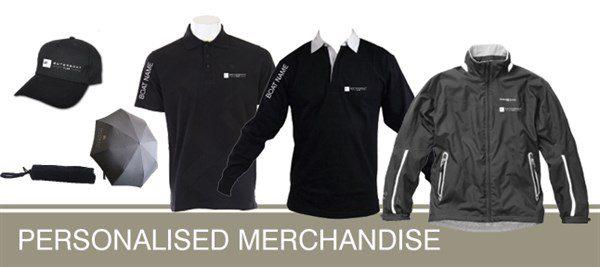 Ancasta motor boat club merchandise