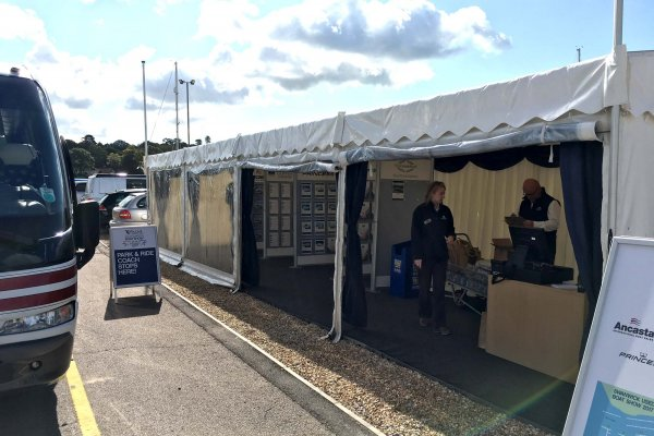 Swanwick used boat show