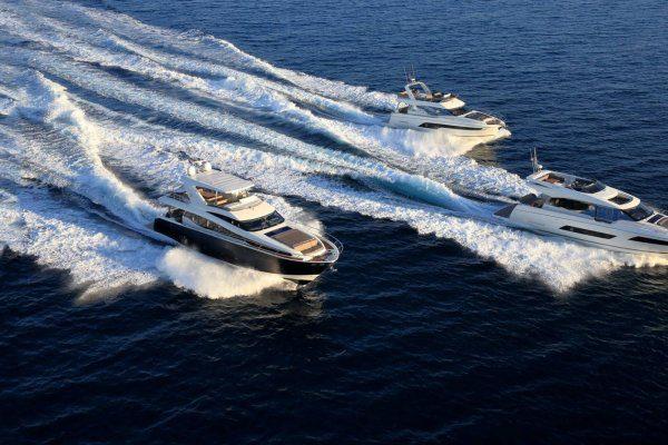 Prestige Yachts Range