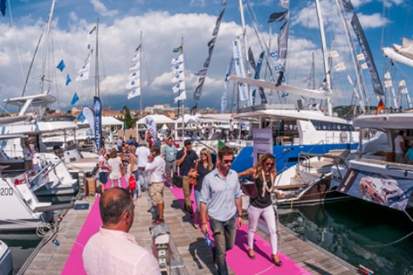 Cannes Festival of Yachting 2018