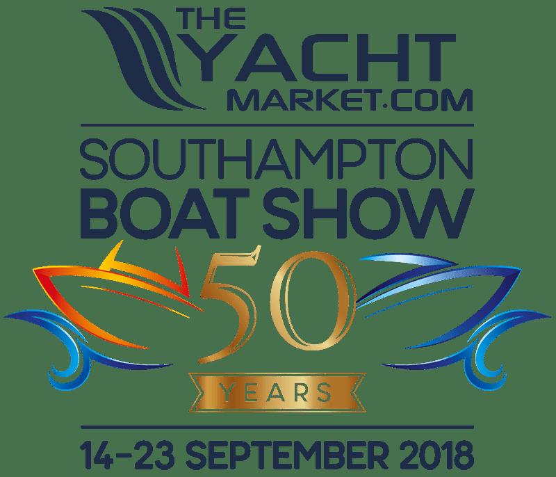 Southampton boat show logo 2018