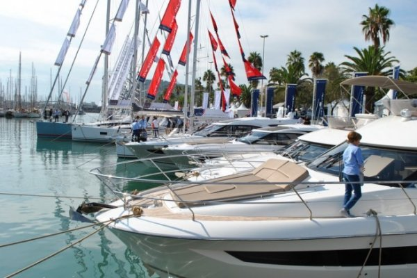 54th Barcelona Boat Show Photo by Peter Franklin