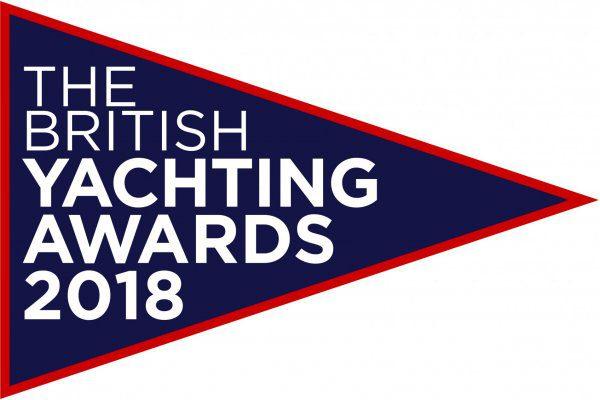 THE BRITISH YACHTING AWARDS LOGO