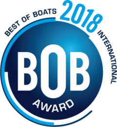 Swift Trawler 35 picks up a 2018 BOB award!! | Ancasta