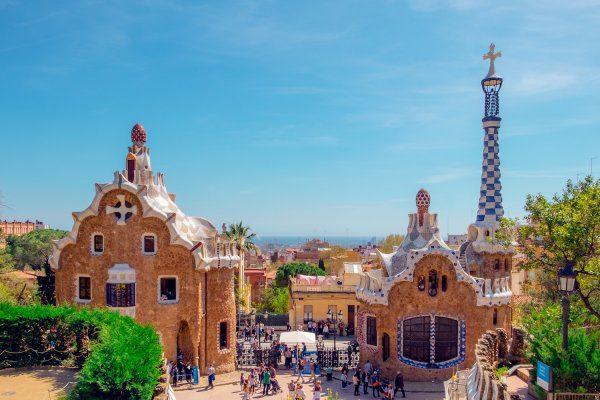Gaudi Architecture - Barcelona Cruising Guide - Ancasta