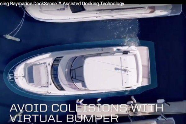 Raymarine's DockSense™