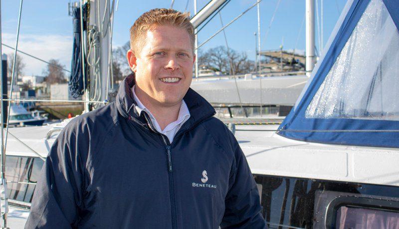 Stuart Brotherton - Beneteau Sail