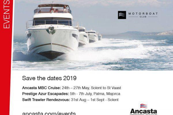 Ancasta Motorboat Club 2019