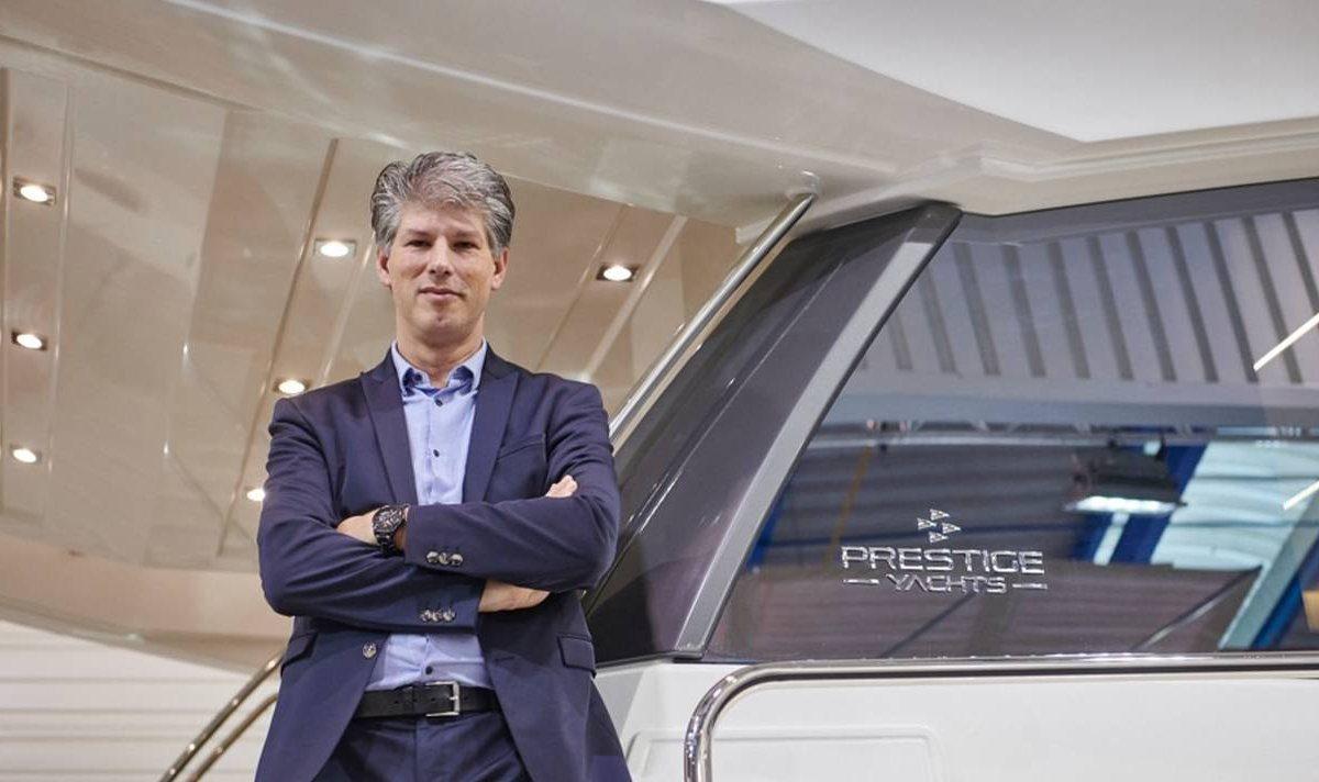 Erwin Bamps - Prestige Yachts