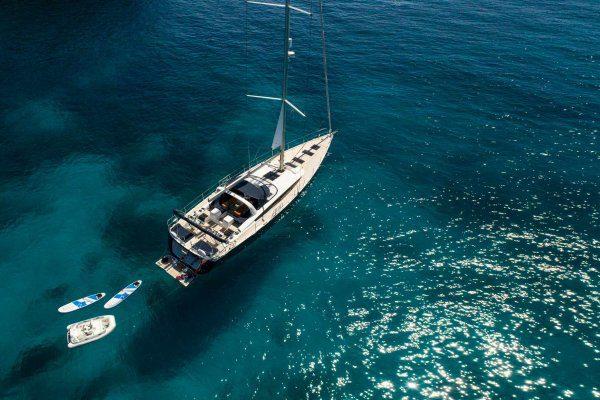 thea sail boat