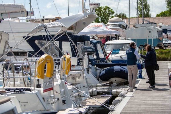 Chichester Boat Show 19