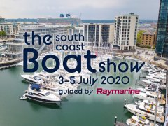 South Coast Boat Show 2020