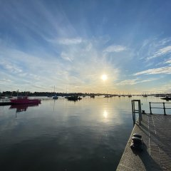 Hamble - Where to Sail in The Solent