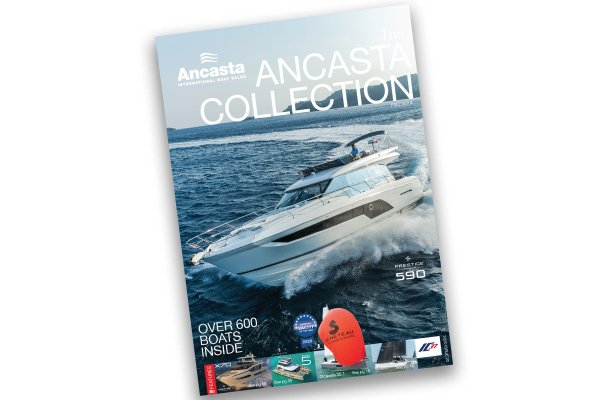 Ancasta collection magazine issue 22
