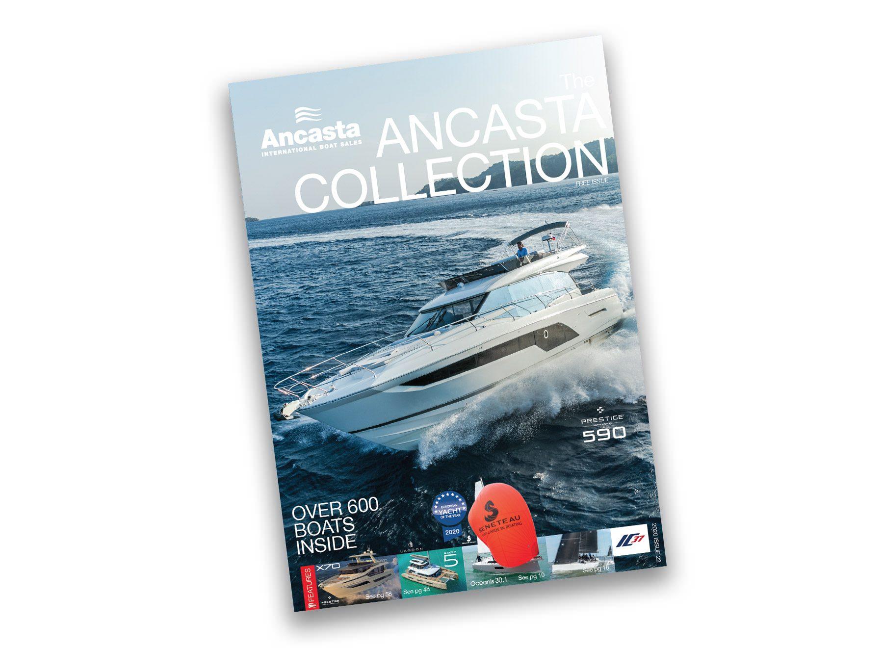 Ancasta collection magazine issue 22