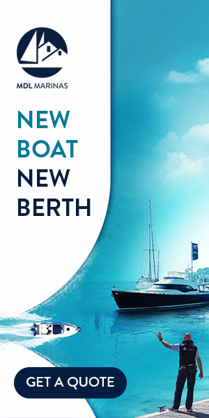 MDL Marina New Berth Banner